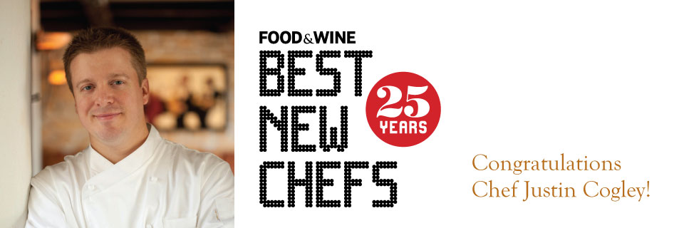 Food & Wine Magazine 2013 Best New Chef